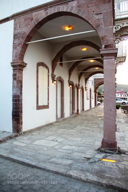 Photograph Urla Town by Bahamos 83 on 500px