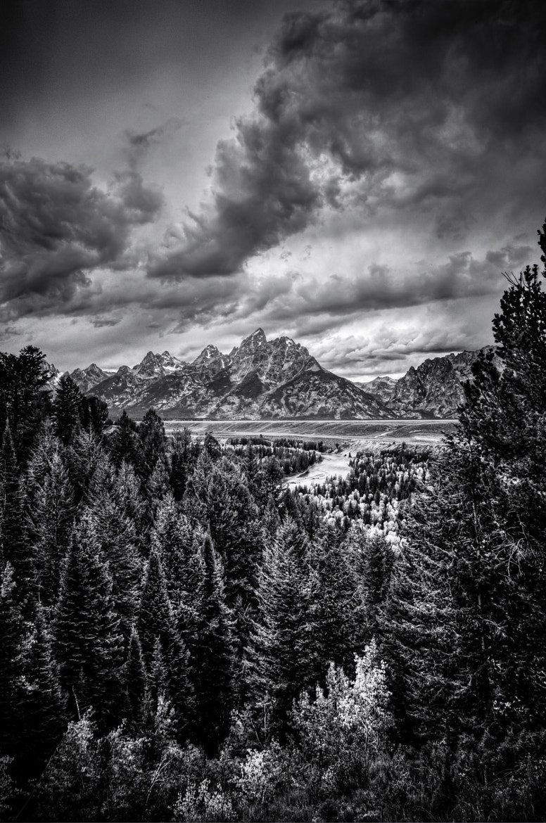 Photograph The Tetons by Steve Steinmetz on 500px