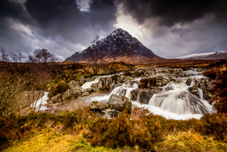 Glen Coe, by Dave Hudspeth on 500px.com