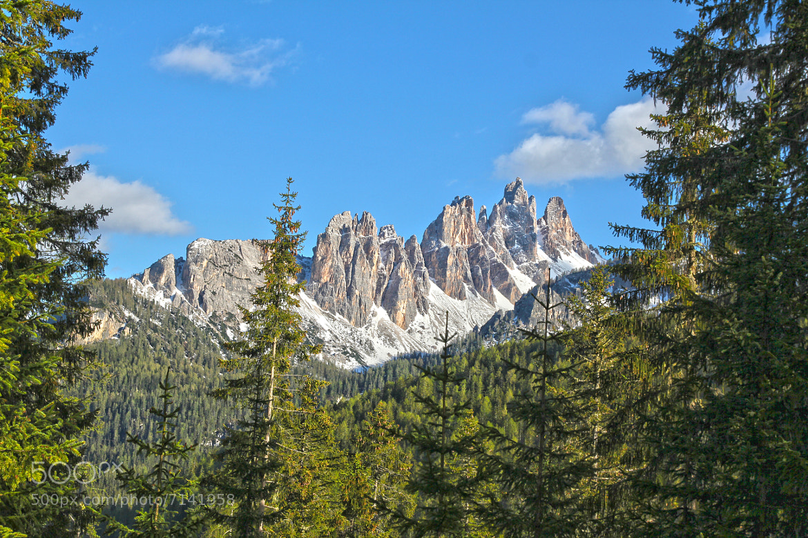 Photograph Dolomite  ....Cortina d'Ampezzo by Itamar Campos on 500px