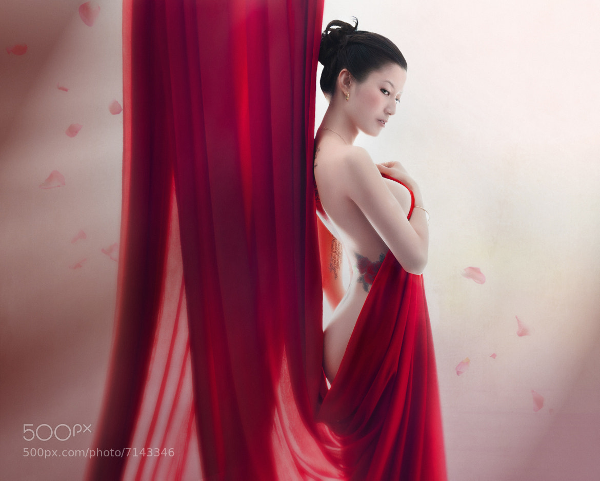 Photograph Passionate dreams by Benjamin Von Wong on 500px