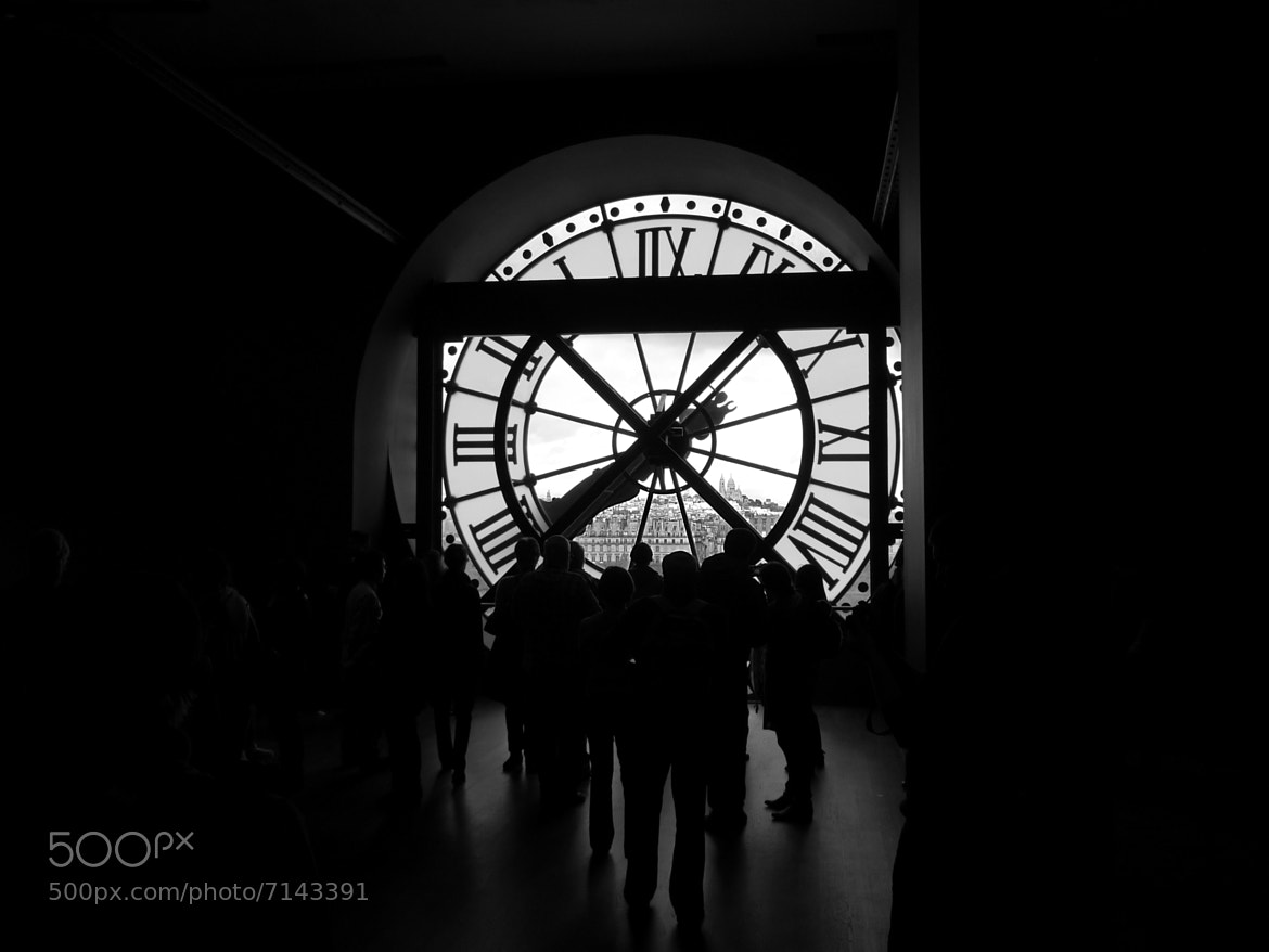 Photograph Sacre Coeur through Time by Francisco Marty on 500px