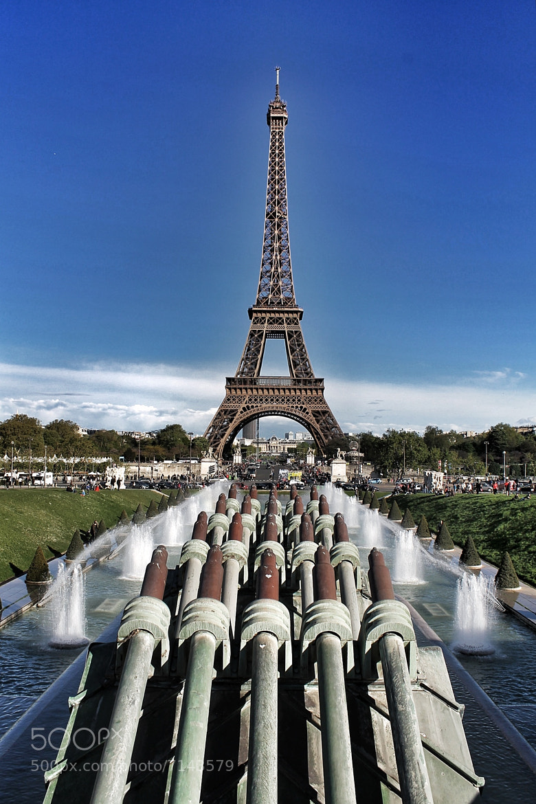 Photograph Eiffel Tower by JOLIVET. V on 500px