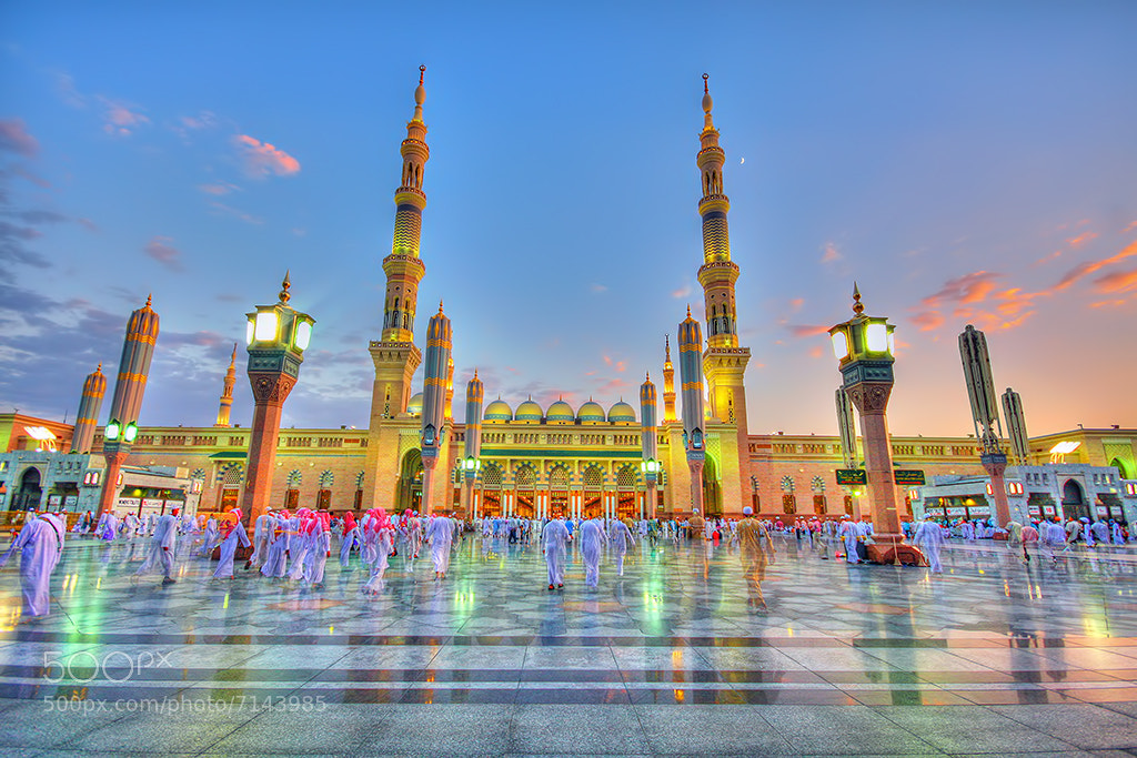 Photograph Prophet Mosque by Abdulaziz Ali on 500px
