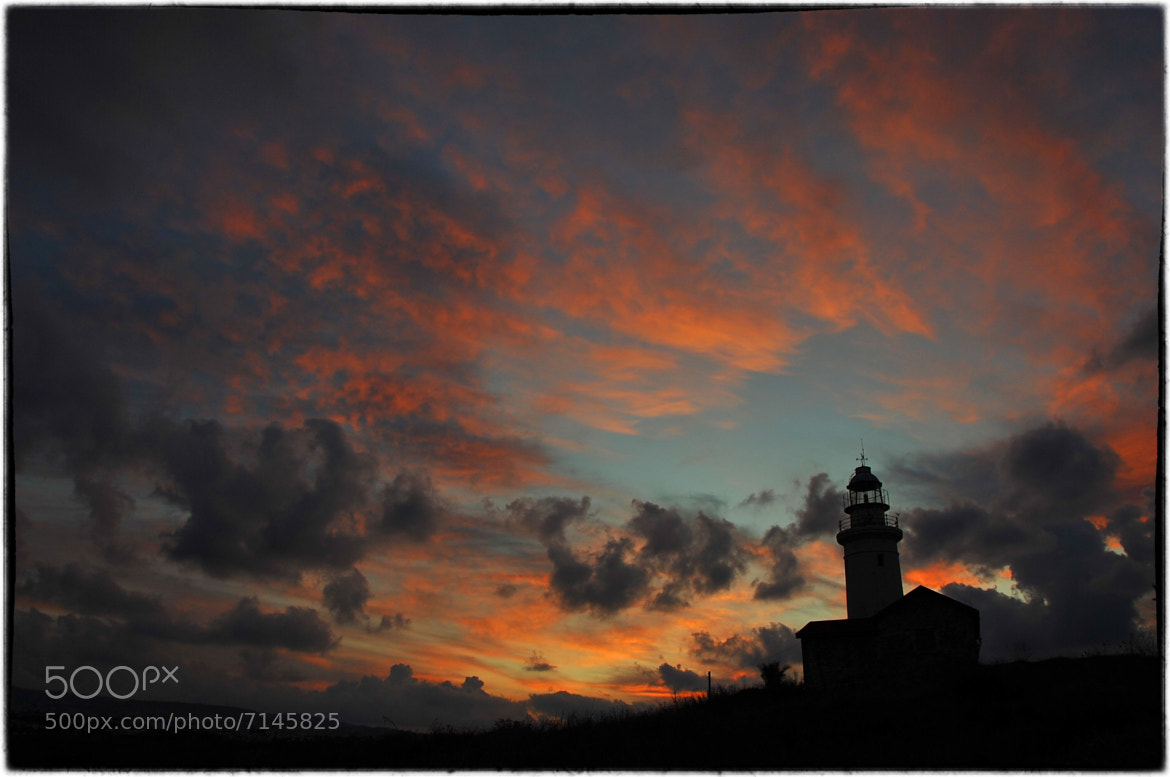Photograph Paphos Lighthouse by John Kotsovos on 500px