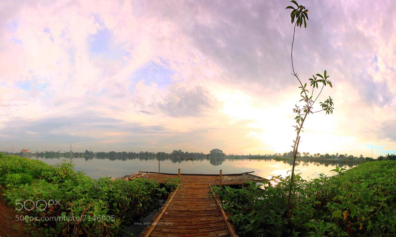 Photograph Cipondoh Lake by Bayu Adhi on 500px
