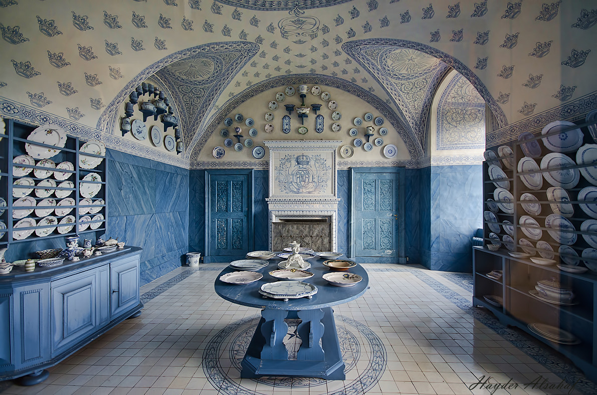 Photograph Porcelain room by Hayder Alsahaf on 500px