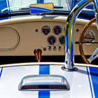 ������, ������: Shelby Cobra Cockpit