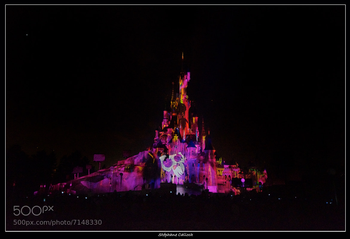 Photograph Disney Dreams - Voodoo by Mac Calloch on 500px
