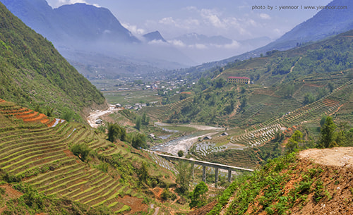 Photograph Lao Cai Village by yien mohd noor on 500px