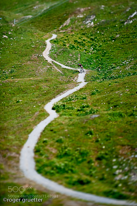 Photograph snaketrail by roger gruetter on 500px