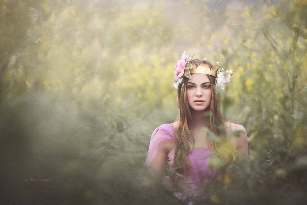 Photograph May Queen by Emily  Soto on 500px