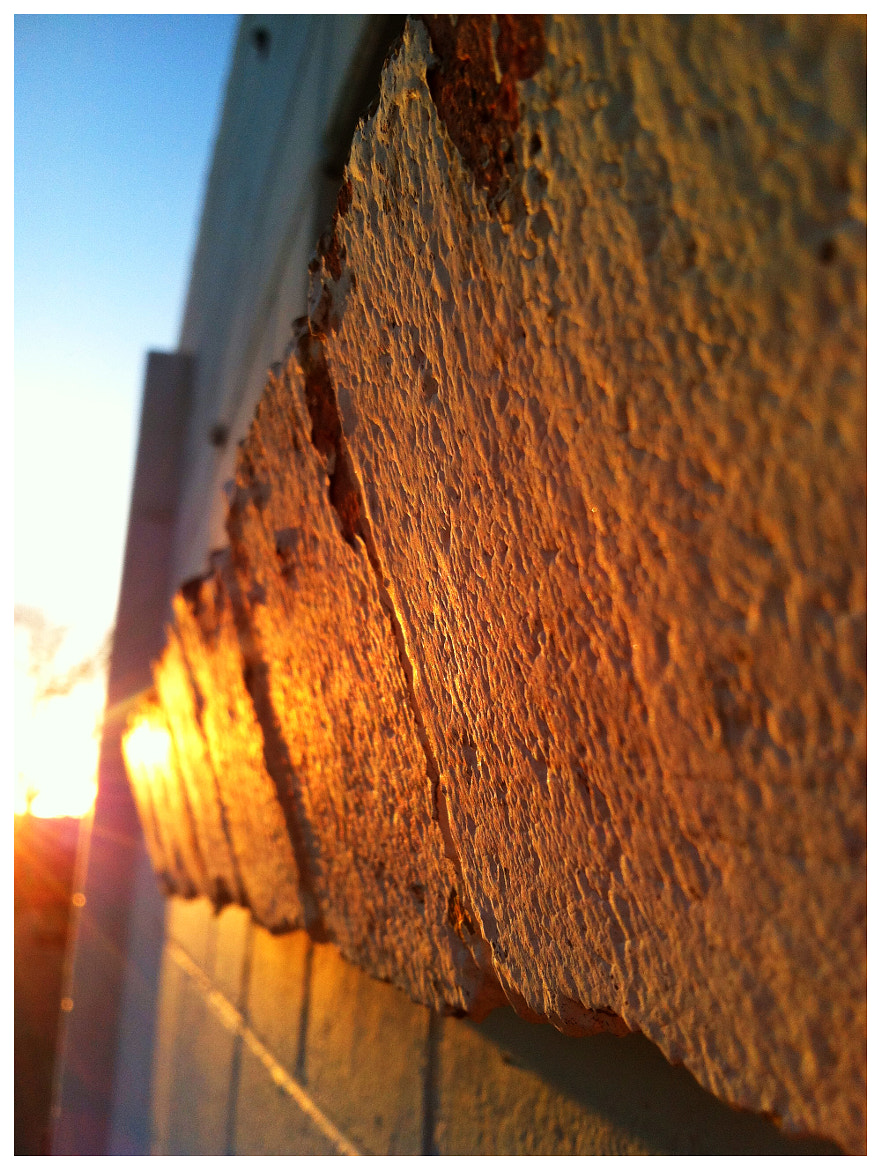 Photograph Ugly Pretty Wall by Levi Thornton on 500px