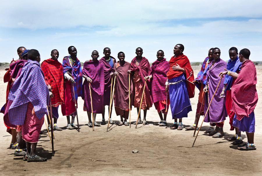 Maasai IX