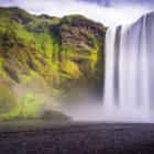 Perfect waterfall