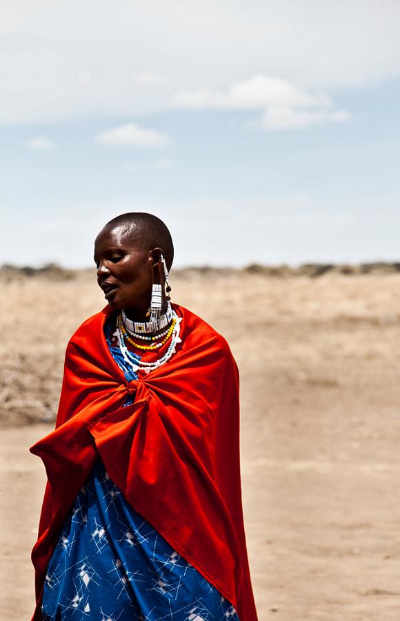 Maasai X