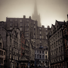 The soul of Edinburgh