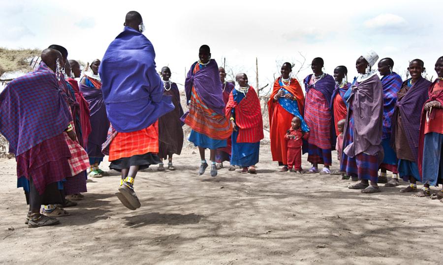 Maasai XV