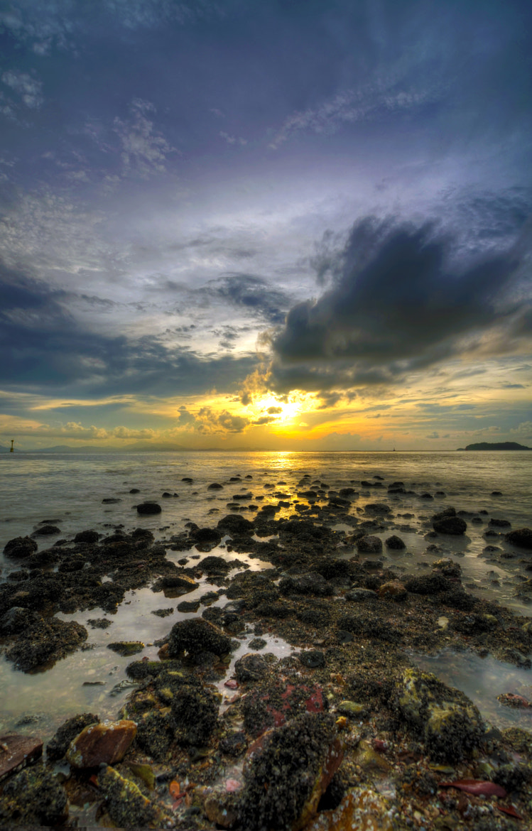 Photograph HDR sunset by adif akmal azmi on 500px