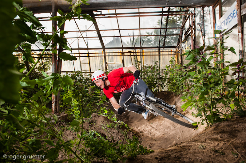 Photograph Greenhouse pumptrack by roger gruetter on 500px