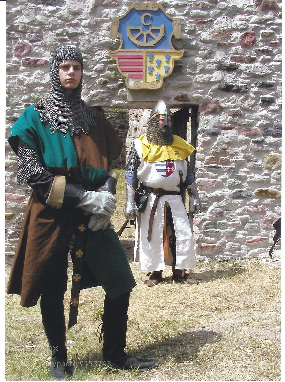 Photograph knights I. by Gabriela  Krasová on 500px