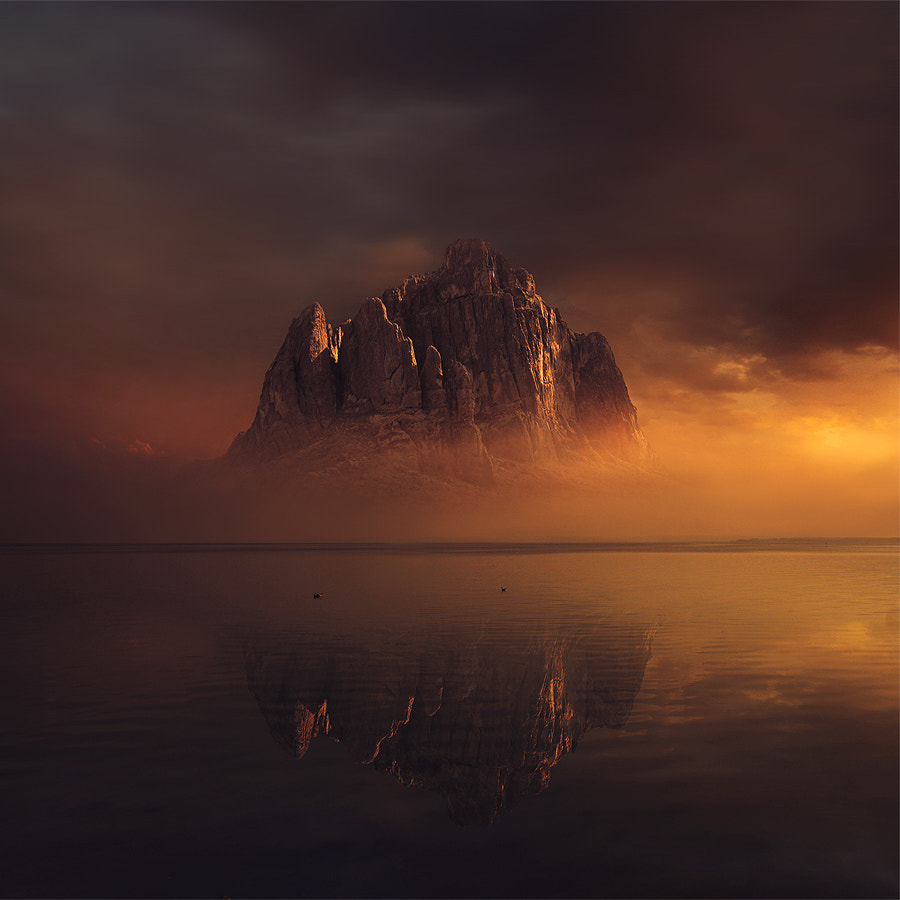 Photograph The Middle of Time by Karezoid Michal Karcz  on 500px