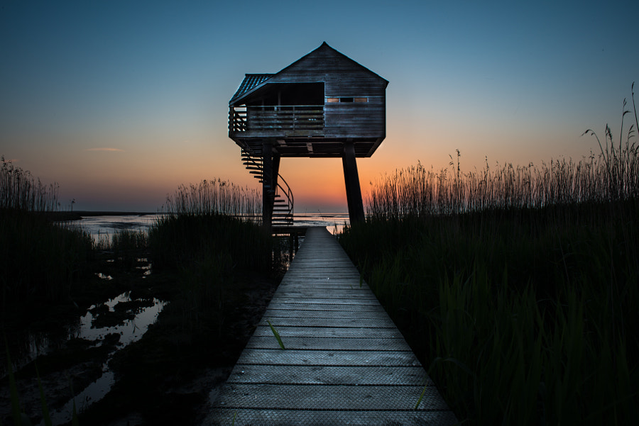 Beach Tower by Dennis Wierenga on 500px.com