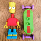 ������, ������: Bart Simpson  vscocam minifigures simpson thesimpsons lego