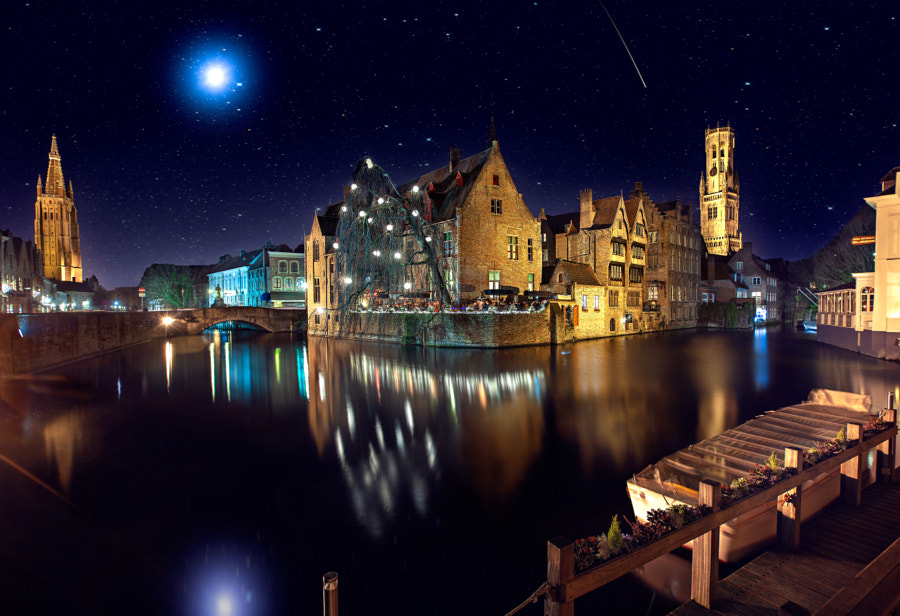 Photograph ?n Brugge by ?lhan Eroglu on 500px