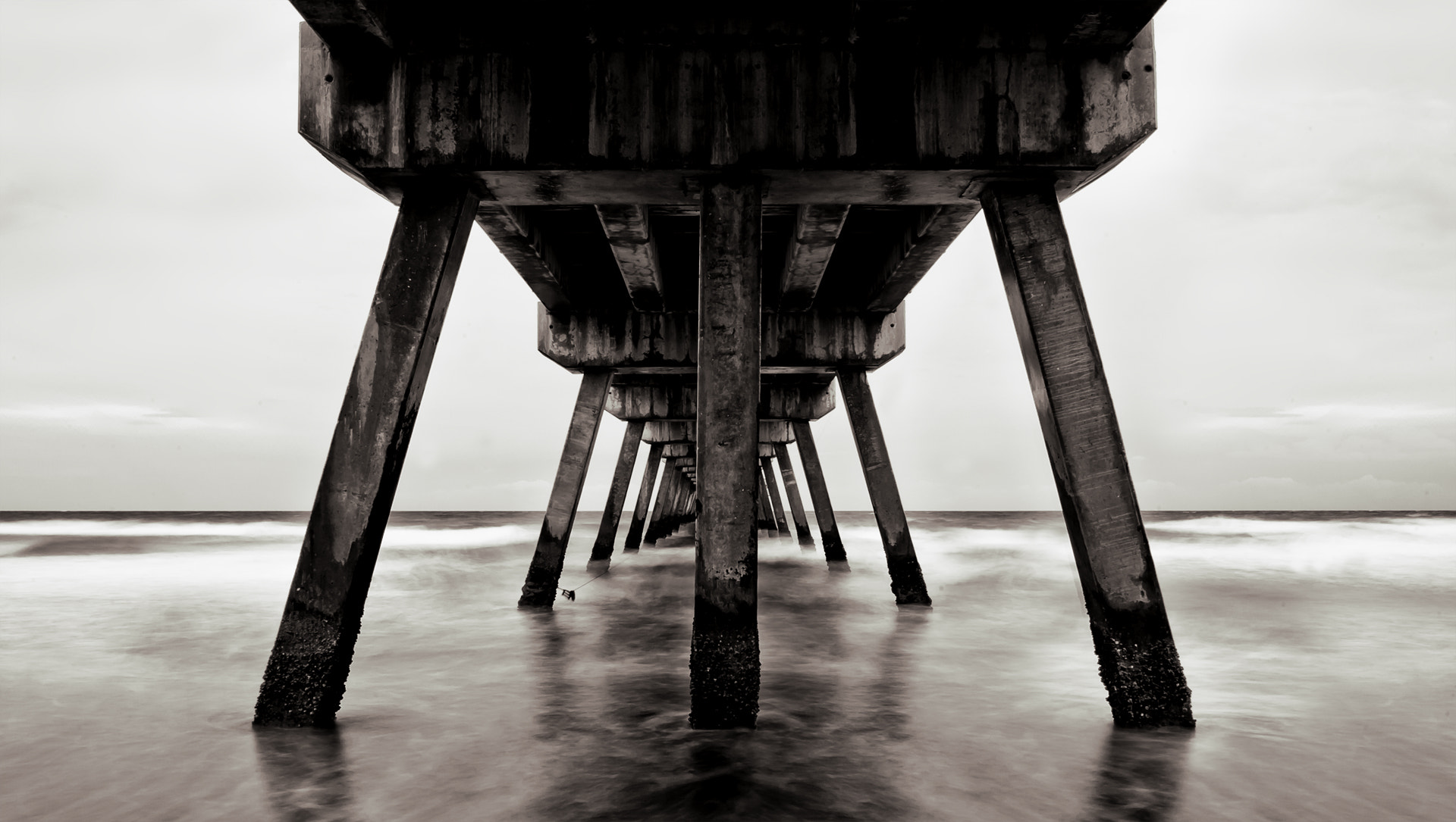Photograph Deerfield Beach Pier by Ivan  Nava on 500px