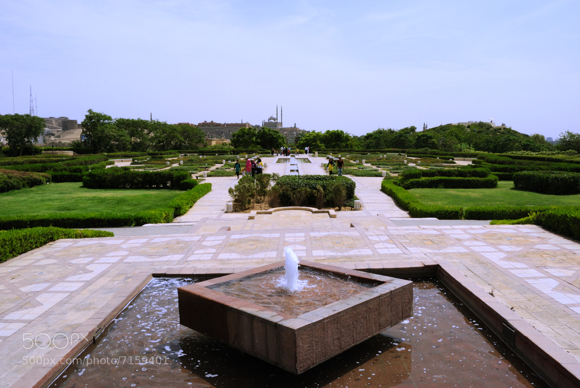 Photograph Al Azhar Park 2 by Islam Elwakil on 500px