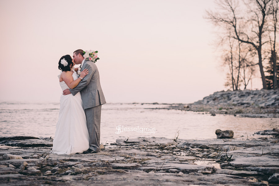 Photograph Beach Wedding by Jesse James Photography on 500px