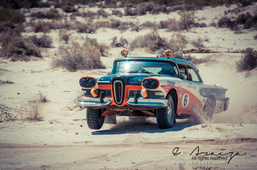 Photograph Edsel style at Mexican 1000 by E. Araiza on 500px