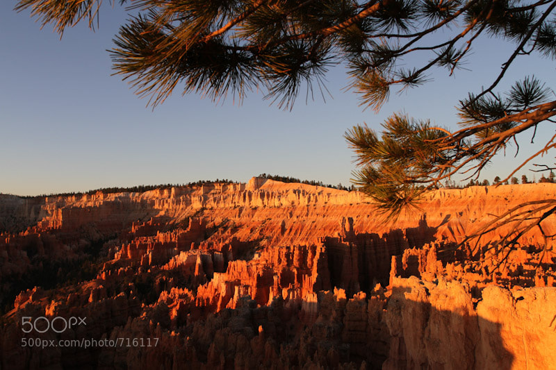 Photograph Bryce Canyon Sunrise by Guven Bayram on 500px