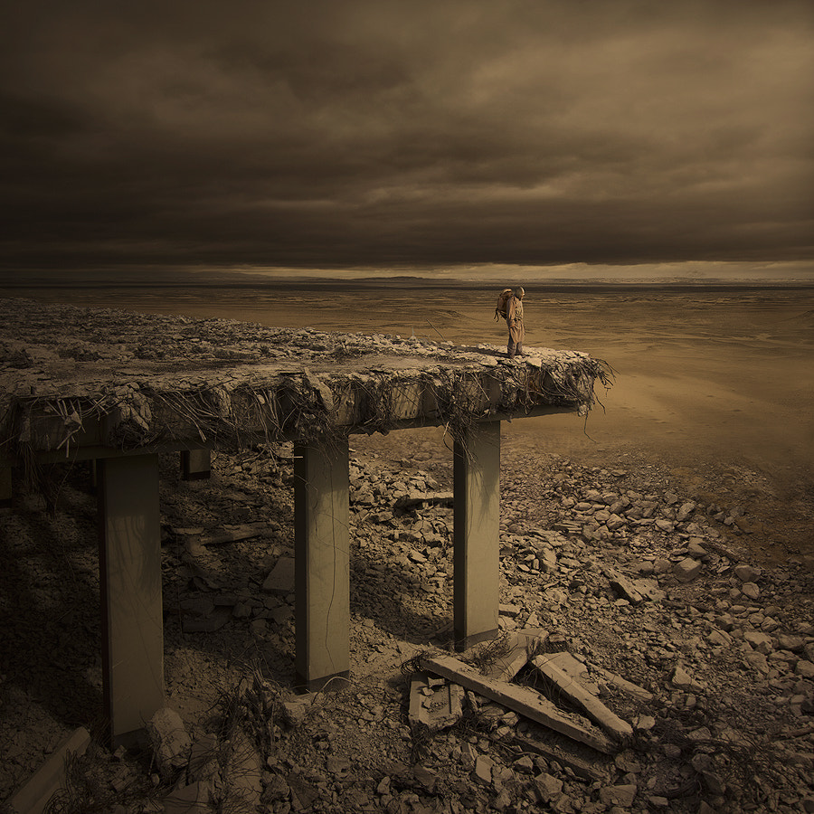 Photograph Tales From the Wasteland VI by Karezoid Michal Karcz  on 500px