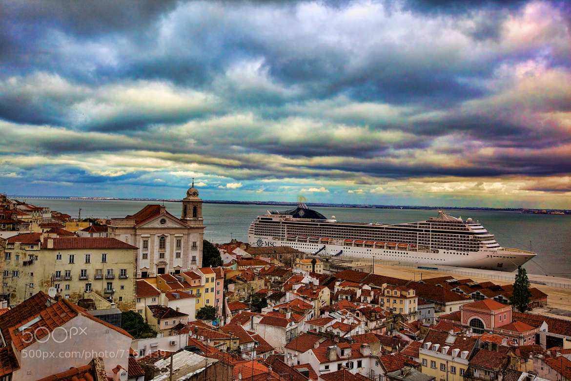Photograph Lisbon Portugal by Sergiu Nichitovschi on 500px