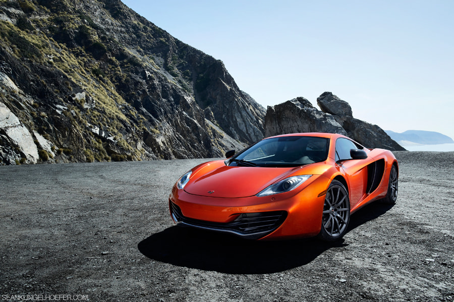 Photograph McLaren MP4-12C for Speedhunters by Sean Klingelhoefer on 500px
