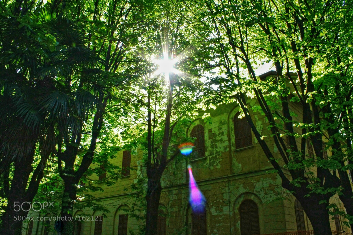 Photograph The light over the pain by Ashira (Stefania) on 500px