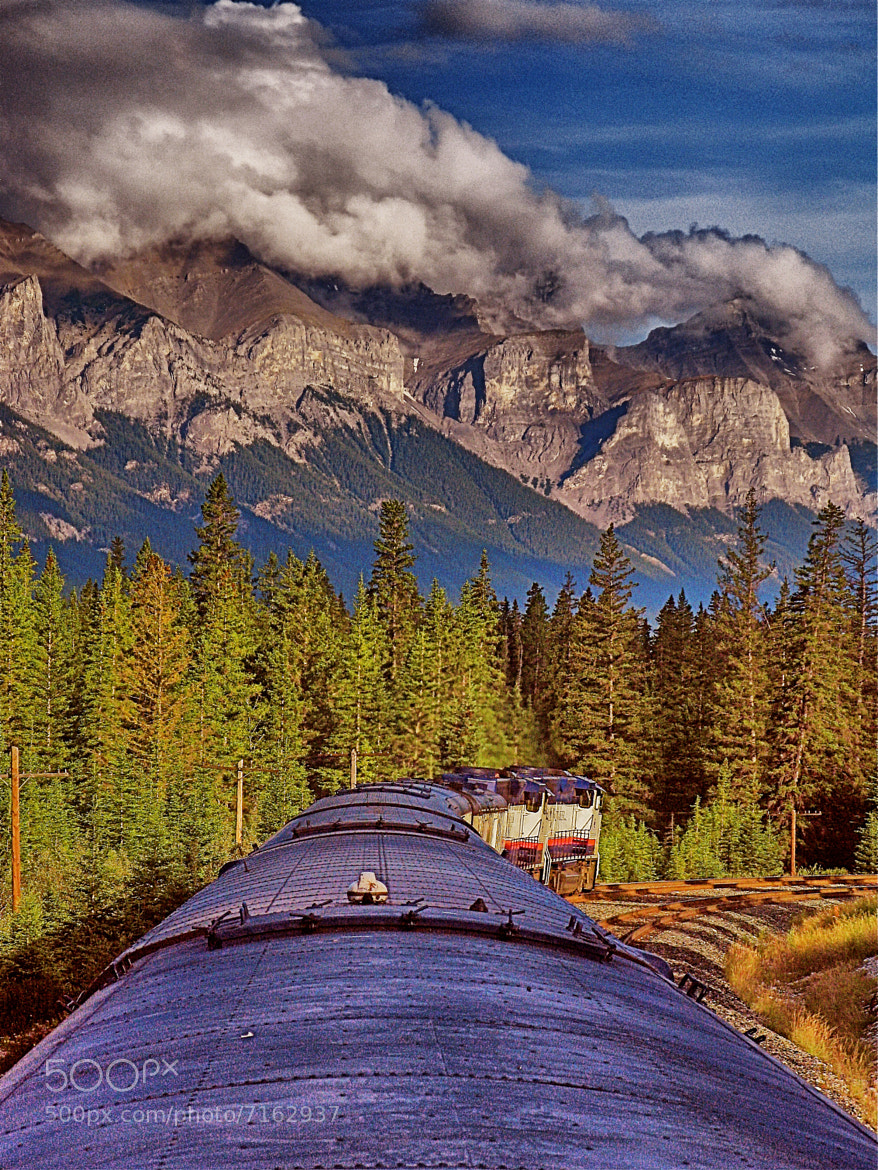 Photograph Banff To Vancouver by Kenneth r Rowley on 500px