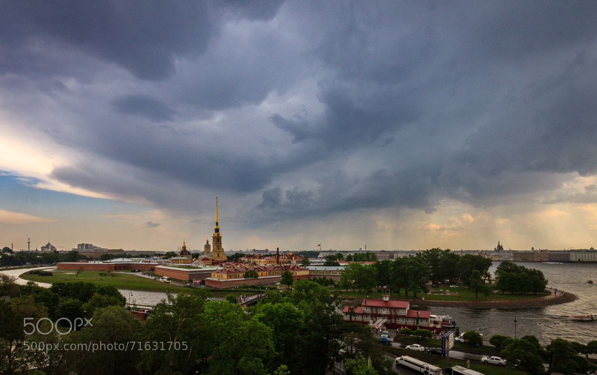Photograph Changing weather by Anton Malkov on 500px