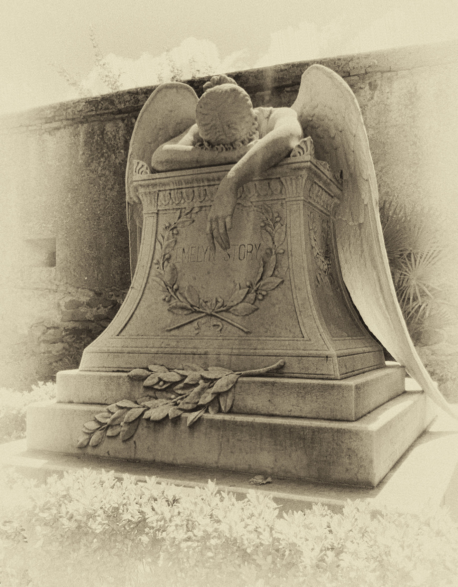 Photograph Angel Of Grief by Spartaco Baldelli on 500px