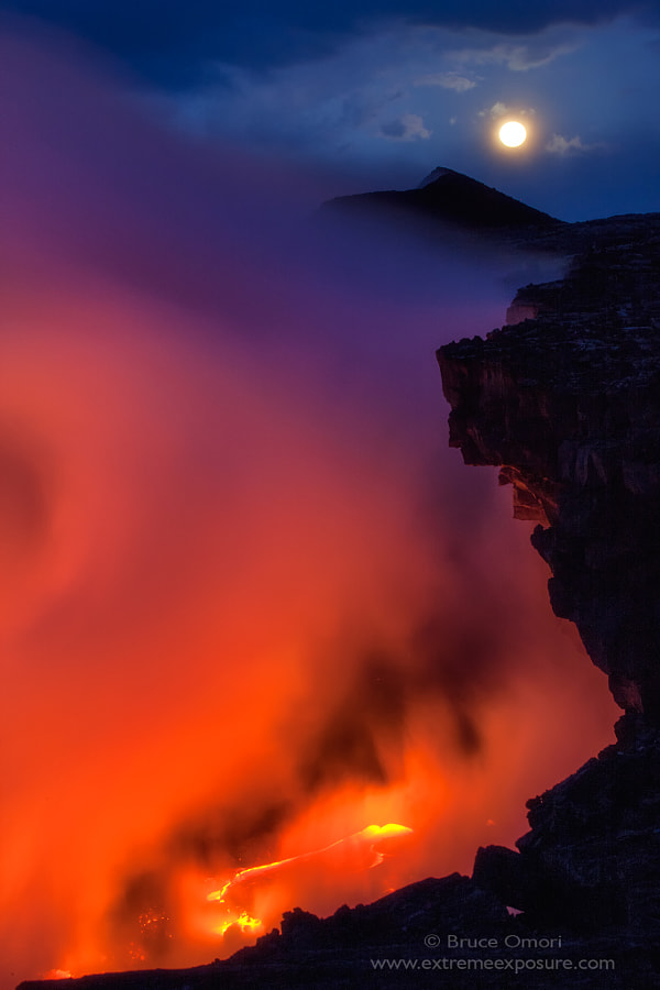 The Cauldron by Bruce Omori on 500px
