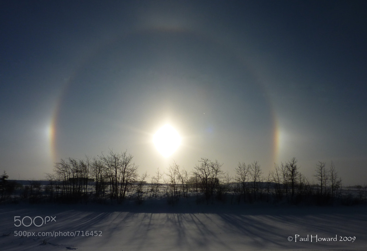 Photograph Sundogs by Paul Howard on 500px