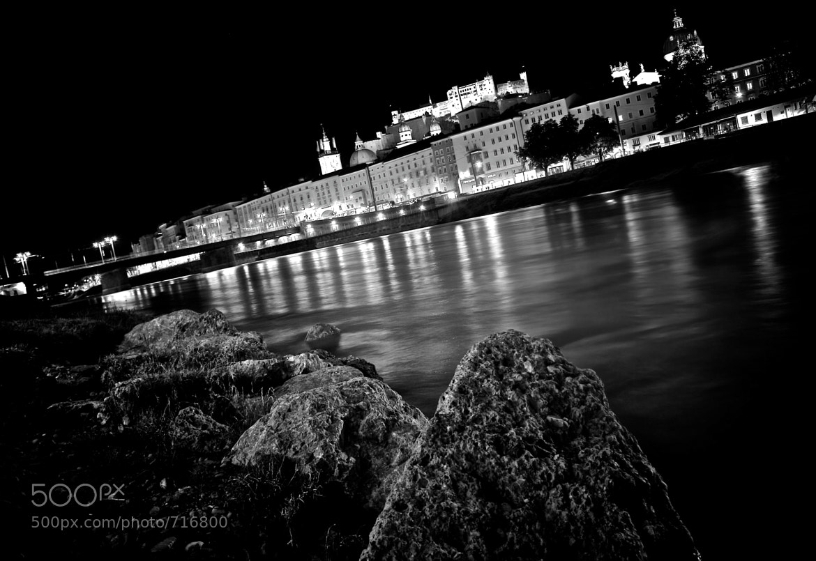 Photograph Salzburg B&W by Jakob  on 500px
