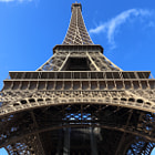 Постер, плакат: eiffel tower big