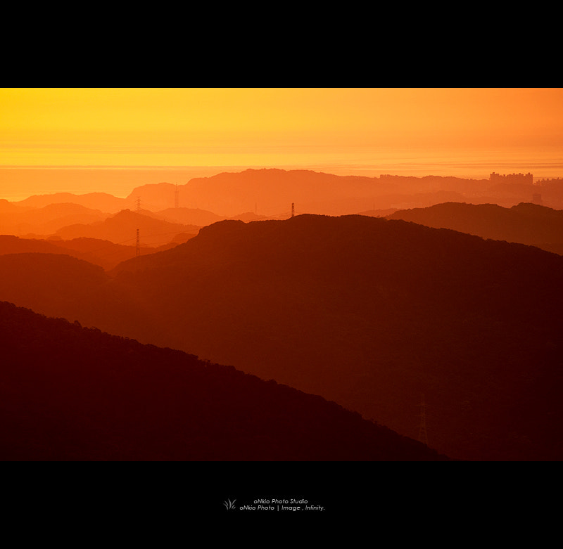Photograph Wuzhishan Mountain of Taipei by Lin Neil on 500px