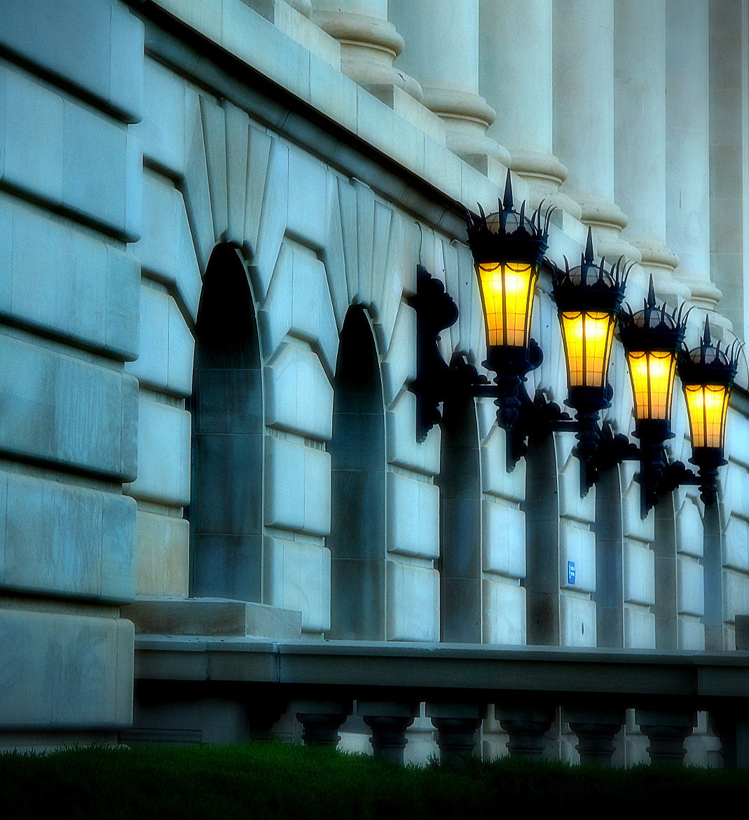 Photograph County Courthouse 2 by Johnny Gomez on 500px