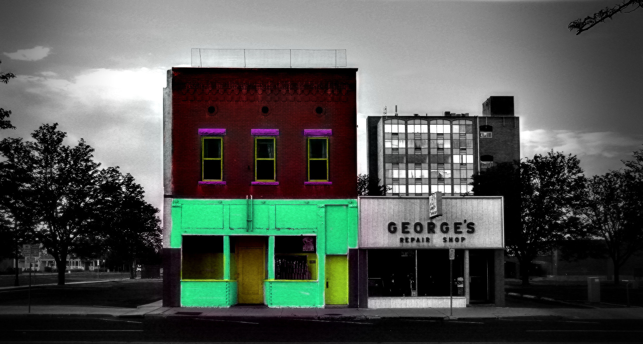 Photograph Georges Repair by Johnny Gomez on 500px