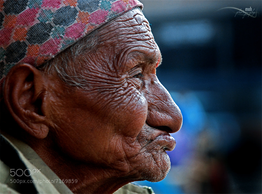 Photograph The face speaks by Mohan Duwal on 500px