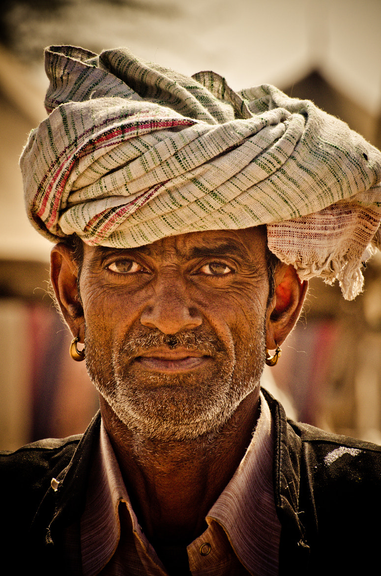 Photograph Tribal Leader by George Koruth - fotobaba on 500px